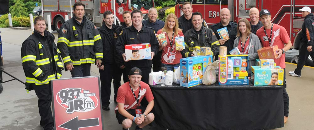 TOL Firefighter Charities